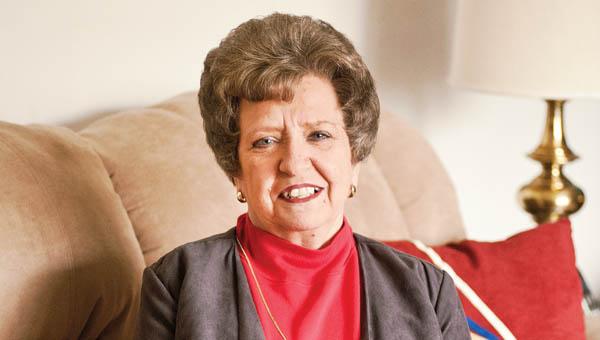 Unsung hero, Sue Lunsford