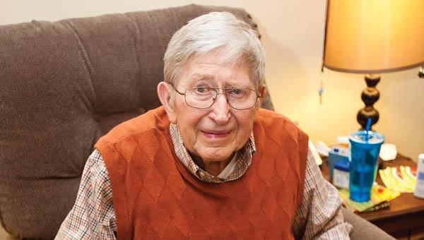 Unsung hero, Dr. Lewis Motycka