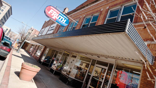 Fruth Pharmacy is now open in downtown Ironton. Customers can expect stocked shelves that include a gift section ranging from home décor to school clothing and much more.
