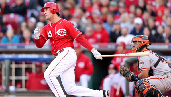 Cincinnati Reds' outfielder Ryan Ludwick hit his first home run of the spring on Wednesday in a 7-3 win over San Diego. (MCT Direct Photo)