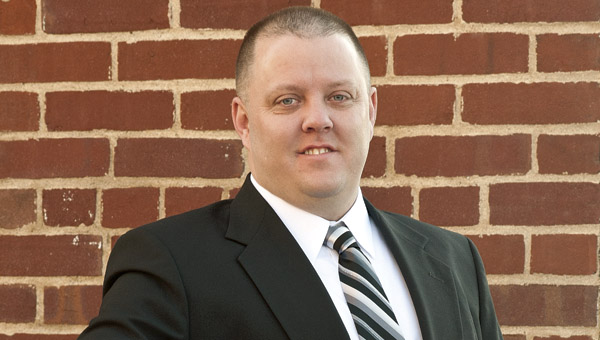 John Ferguson is the new executive director of Ironton aLive, a non-profit organization that seeks to improve the city's economy.