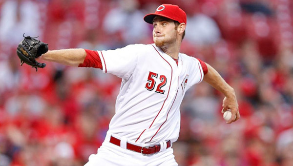 Pitcher Tony Cingrani went five innings as he won his major league debut in the Cincinnati Reds 11-1 rout of the Miami Marlins on Thursday. (Photo Courtesy of The Cincinnati Reds.com)