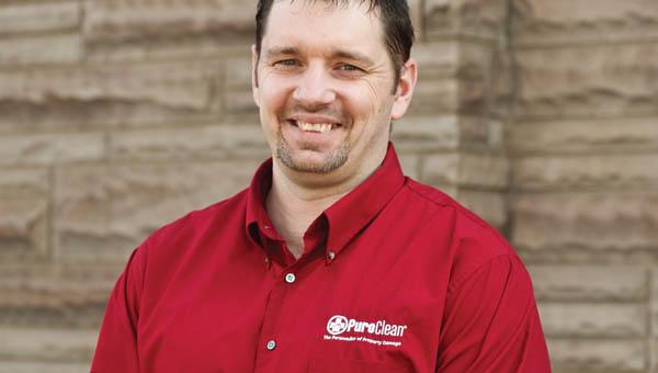 Coal Grove native Todd Brammer is now a representative of the PuroClean.