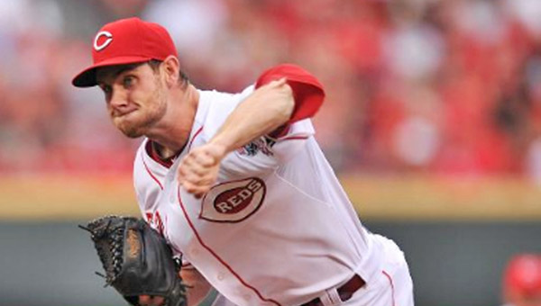 Cincinnati rookie left-handed pitcher Tony Cingrani left Tuesday's game in the fourth inning with a strained lower back. Cingrani has pitched well for the Reds who are missing ace Johnny Cueto who has been out with an injury most of the season. (The Tribune / MCT Direct Photos)