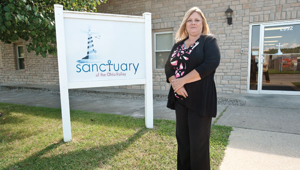 Coal Grove native Patty Grove enjoyed a homecoming of sorts when she was named the administrator at the Sanctuary of the Ohio Valley nursing home in Ironton in June.