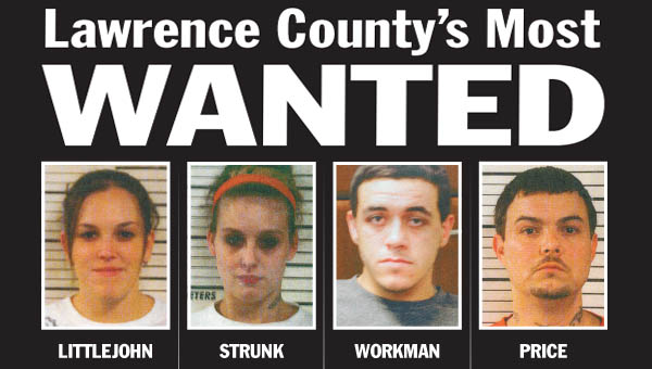 Lawrence County's Most Wanted, a weekly series that debuted in The Tribune in October 2009, helped capture more than 80 percent of the offenders whose pictures where published.