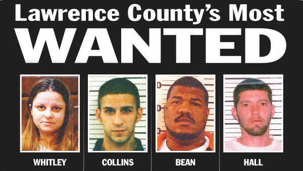 Last week one of Lawrence County's Most Wanted probation violators surrendered to authorities while another was captured in Kentucky.