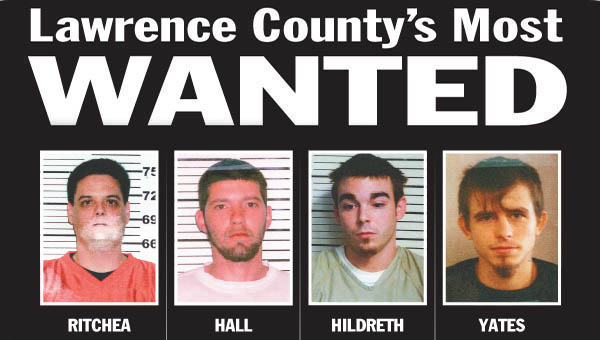 In other Most Wanted news, several offenders who were captured in recent weeks made court appearances Wednesday.
