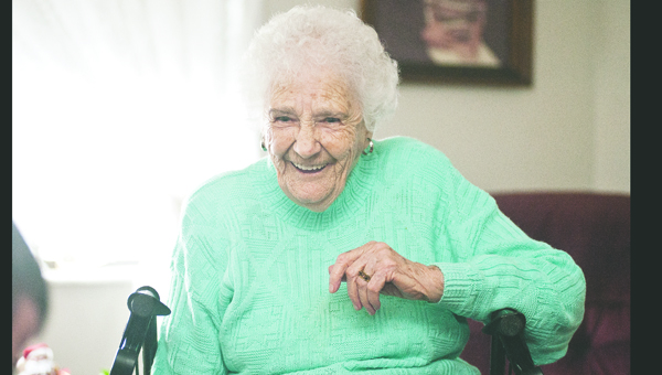 Ironton resident Mona Brammer recounts the last 99 years of her life. This January Mona will turn 100 years old.