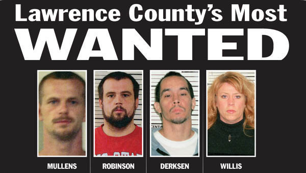 Two of Lawrence County's Most Wanted probation violators who surrendered to authorities made court appearances last week.