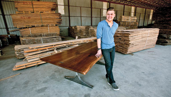 Wayne Stump, 27, of Ashland, Ky., said during each semester of graduate school he spent nearly $2,000 on wood alone.