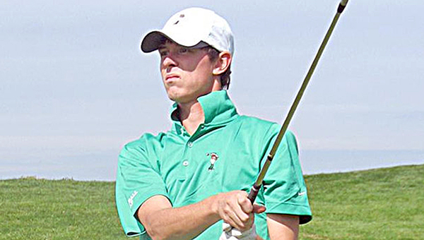 Ironton's Nathan Kerns finished fifth in the NGA Farmstead Golf Tournament on Thursday.