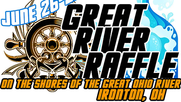 The Great River Raffle is open to anyone over the age of 18, tickets go on sale Aug. 14 at Rally on the River and continue until June 2015 or until 10,000 tickets are sold. Tickets are $100 each.