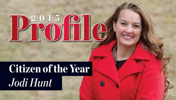Citizen of the Year: Jodi Hunt