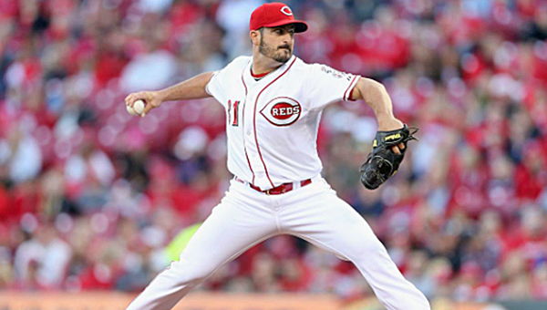 Cincinnati's Jason Marquis made a successful debut with the Reds as they used two home runs and four RBIs by Joey Votto to beat the St. Louis Cardinals 5-4 on Friday and remain unbeaten. (Courtesy of the Cincinnati Reds.com)