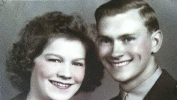 Helen and Clarence Raymond Stephenson
