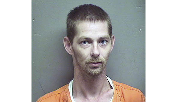 Gary A. Spangler is charged with two counts of aggravated robbery with a firearm.