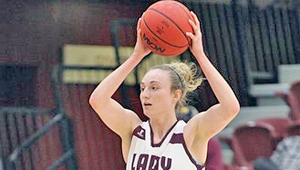 Former Chesapeake All-Ohio basketball standout Amanda Ruffner is enjoying a solid season for Fairmont State. (Courtesy Fairmont State University athletic department)