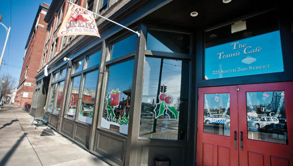 The Transit Café located along North Second Street in downtown Ironton will close its doors the first week of January.